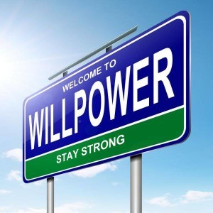 Strength From Will Power
