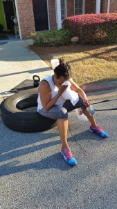 Kathy T Post WOD - Personal Training