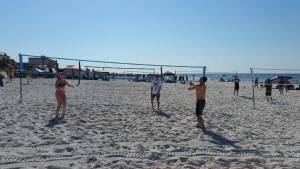 Volleyball Warm-up