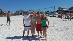 Volleyball Team Freak