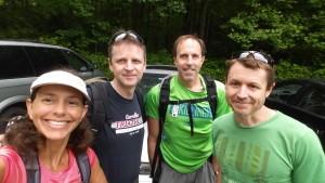 Hiking Unicoi