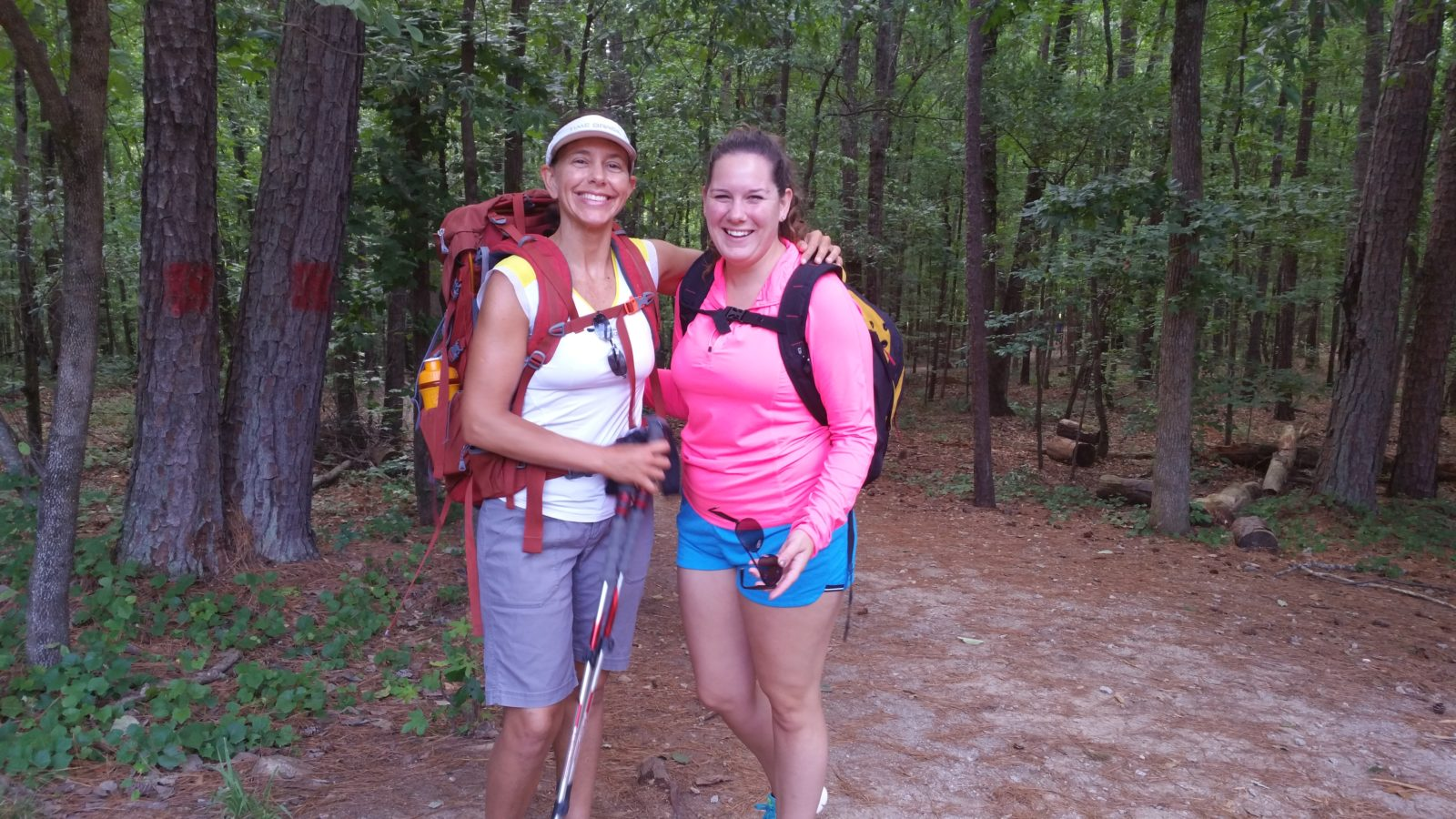 Hiking Sweetwater Creek