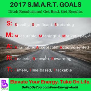 S.M.A.R.T. GOALS