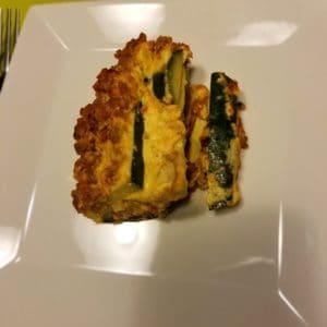 Paleo Cucumber Meat Sauce Gluten-Dairy Free Lasagna