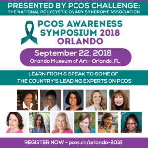 PCOS Symposium Orlando - Health Coach - Maria Horstmann - Be Fab - Be You LLC