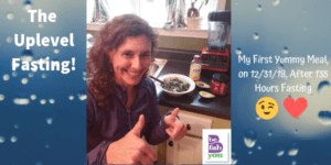 Meal After 5-Day Fast - Mari Horstmann - Be Fab - Be You - Healtt Fitness Coach