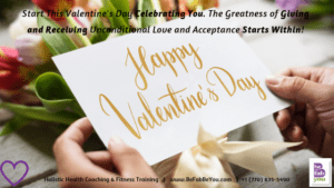 Happy Valentine's Day from Maria at BeFabBeYou.com