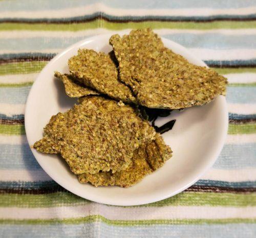 Quinoa-Chia-Crackers-Dehydrator-Health-Fitness-Coach-BeFabBeYou.com