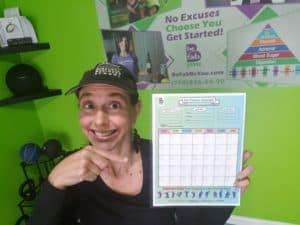 Fitness-Calendar-Coach-Trainer